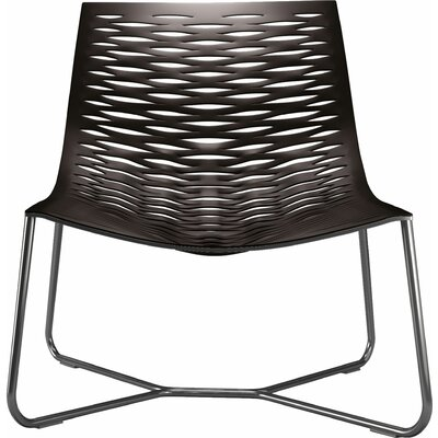 York Lounge Chair Finish: Chocolate