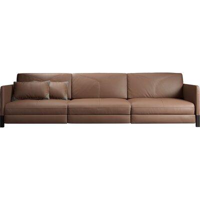 Lafayette 3 Seat Sofa Upholstery: Safari
