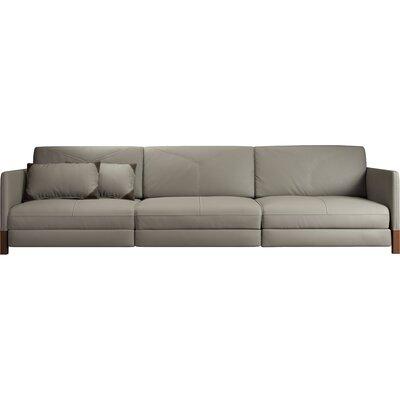 Lafayette 3 Seat Sofa Upholstery: Opala