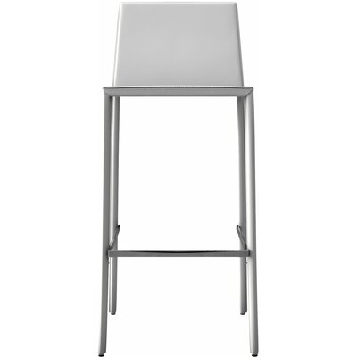 Sanctuary 30 Bar Stool Finish: White