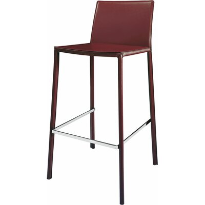 Sanctuary 30 Bar Stool Finish: Red