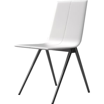 Mayfair Side Chair Upholstery: Alpine Reclaimed Leather
