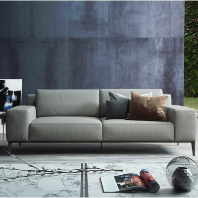 Elizabeth Sofa Upholstery: Warm Gray
