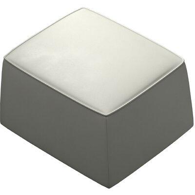 Forsyth Ottoman Color: White