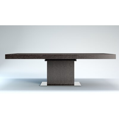 Astor Dining Table Table Finish: Grey Oak