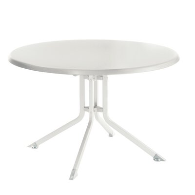 Bistro Table Finish: White