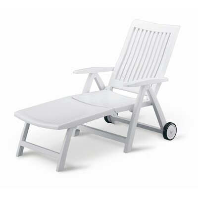 Kettler® Roma Chaise Lounge - Finish: White at Sears.com