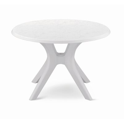 Roma Dining Table Finish: White