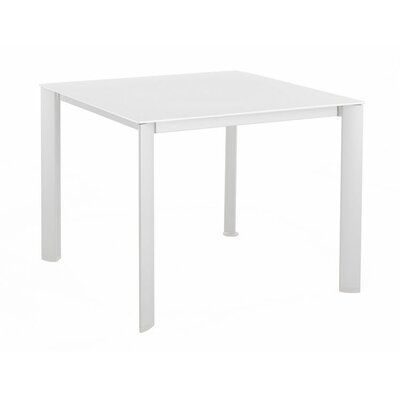Kettalux-Plus Loft Dining Table Finish: White