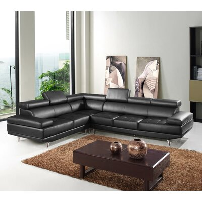 Hokku Designs NG0165 Oshkosh Sectional
