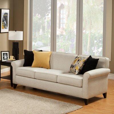 Adalia Sofa Upholstery: Cream
