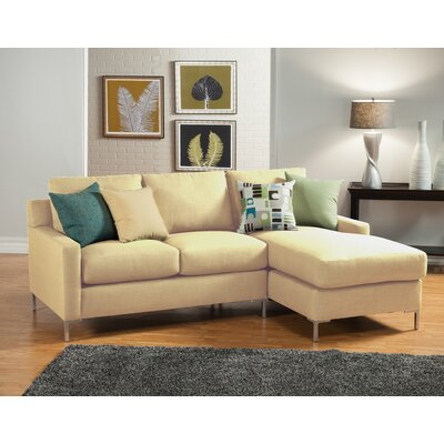 Albany Sectional Upholstery: Butter