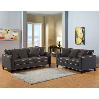 Hokku Designs CDI-TBOUBOB-HSZ-M Martinique Loveseat