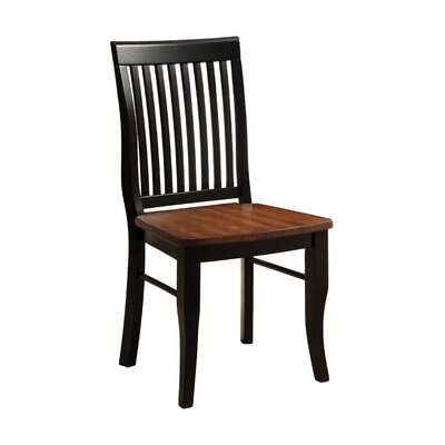 Pedrina Solid Wood Dining Chair