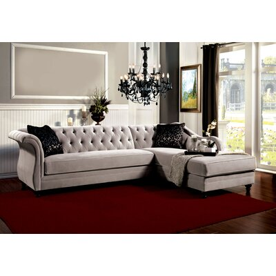Hartmann Sectional Upholstery: Light Taupe