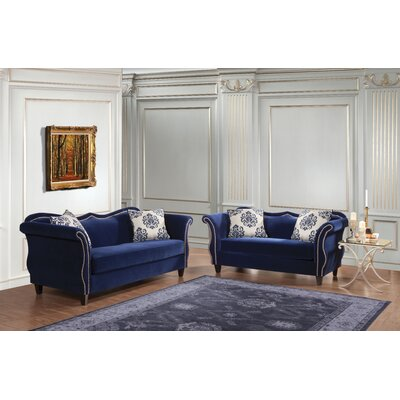 Hokku Designs IDF-2231-SF Emillio Living Room Collection