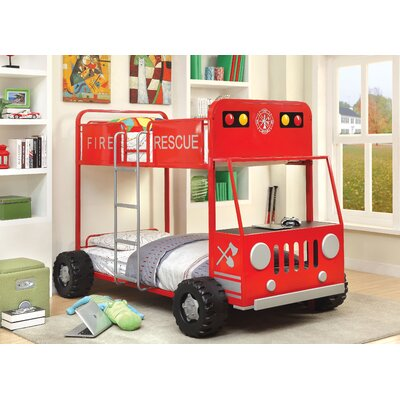 fire truck furniture totally kids totally bedrooms kids bedroom