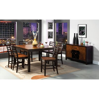 Marion 7 Piece Counter Height Dining Set