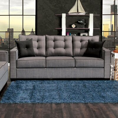 Urban Valor Sofa Upholstery: Gray
