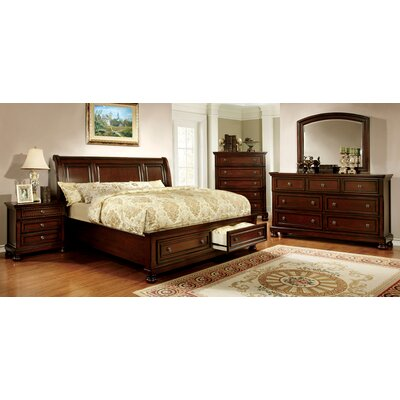 Barossa Storage Platform Bed