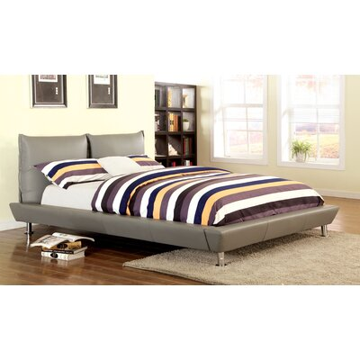 Canberra Upholstered Platform Bed