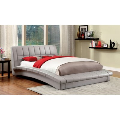 Antwerp Upholstered Platform Bed