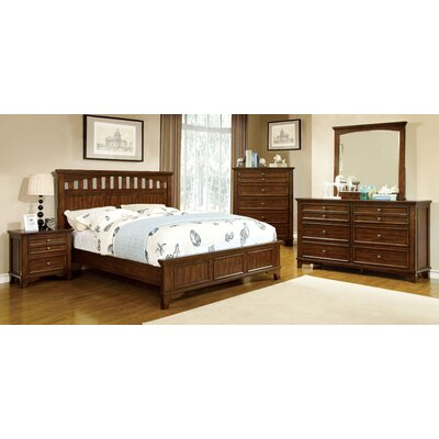 Branden Panel Customizable Bedroom Set