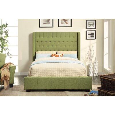 Estelle Freeburg Upholstered Panel Bed