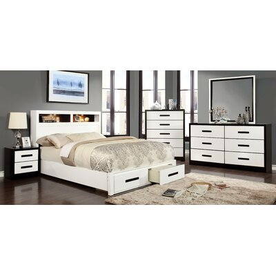 Verzaci Platform Bed Size: California King