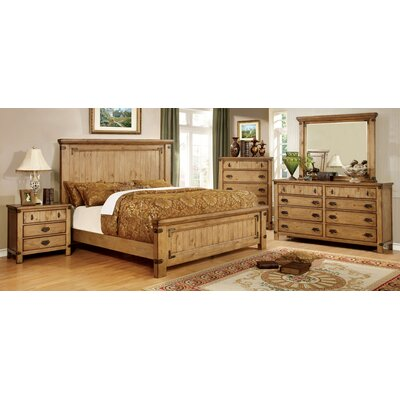 Torrino Panel Configurable Bedroom Set