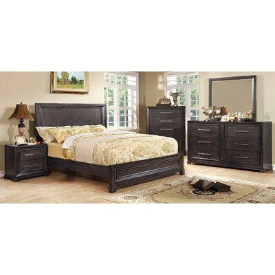 Bivins Platform Configurable Bedroom Set