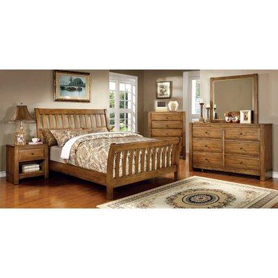 Botellier Sleigh Configurable Bedroom Set