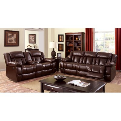 Genriche Configurable Living Room Set
