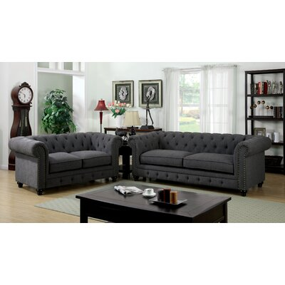 Hokku Designs IDF-6269 Cedric Living Room Collection