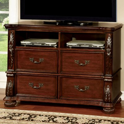 Lannisten 4 Drawer Media Chest