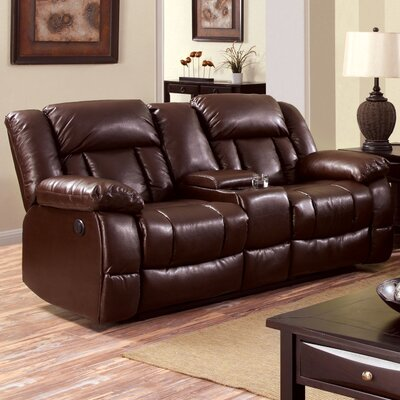 Genriche Power Motion Reclining Loveseat