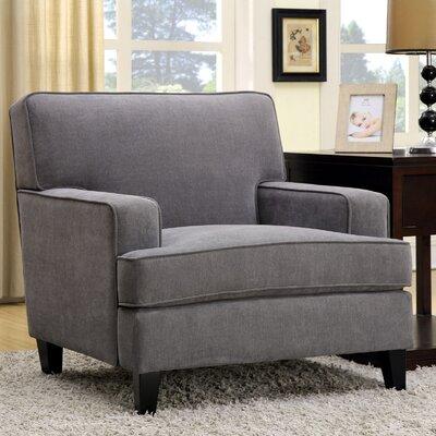 Leyna Armchair Upholstery: Stone Blue