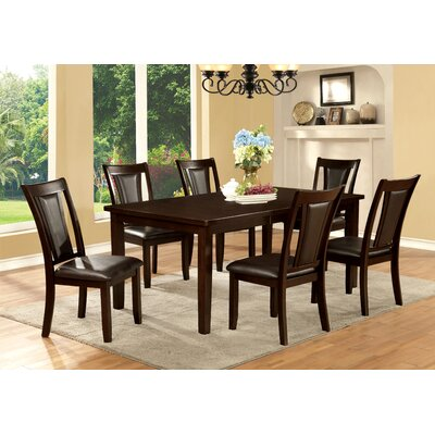 Wilburton 7 Piece Dining Set
