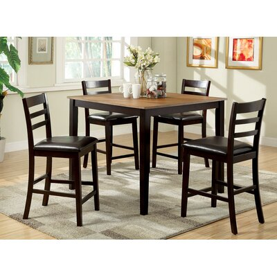 Barcelona 5 Piece Dining Set
