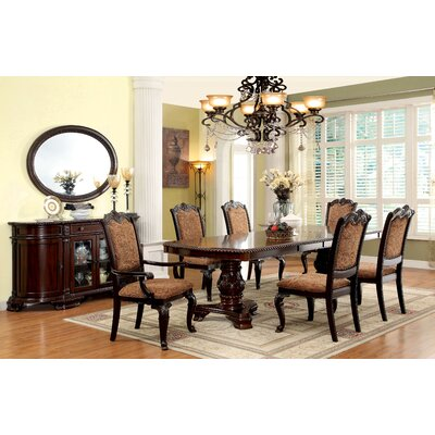 Romana 7 Piece Dining Set