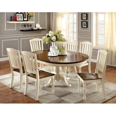 Laureus 7 Piece Dining Set