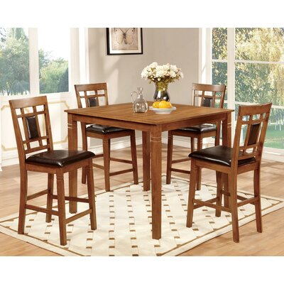 Molina 5 Piece Counter Height Pub Set