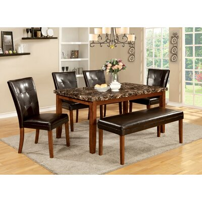 Madrid 6 Piece Dining Set