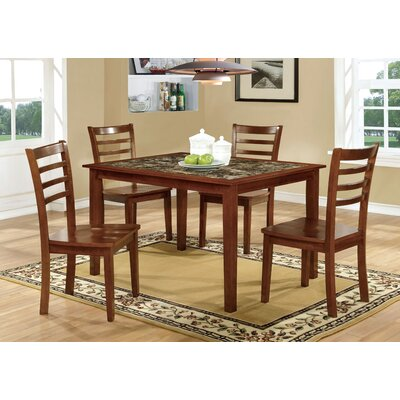 Corbin 5 Piece Dining Set