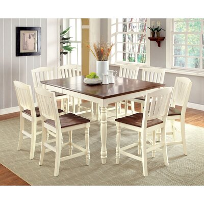 Laureaus 9 Piece Dining Set
