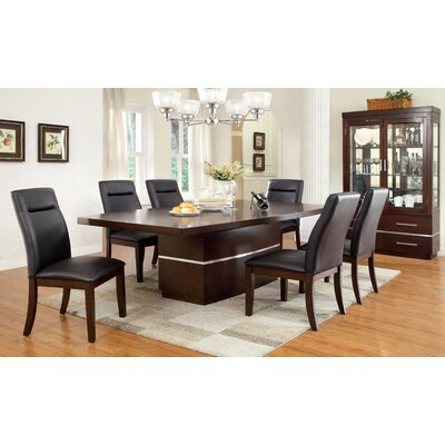 Feagin 7 Piece Dining Set