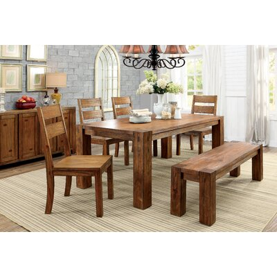 Bethanne 6 Piece Dining Set