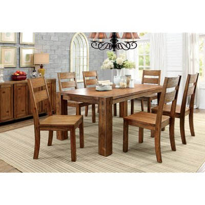 Bethanne 7 Piece Dining Set