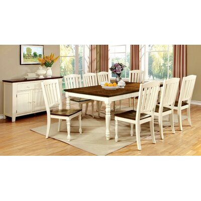 Laureus 9 Piece Dining Set