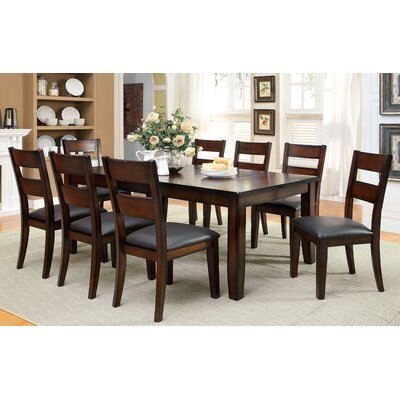 Delayne 9 Piece Dining Set